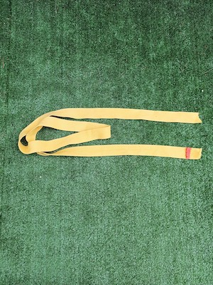 ceinture jaune 1 barette krav maga lunel